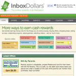 Earn money with Inboxdollars
